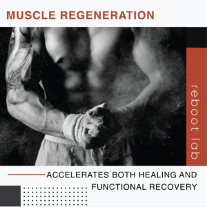 HBOT for Muscle Regenerate